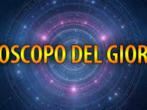 Oroscopo del Giorno Mercoledì 13 Febbraio 2019