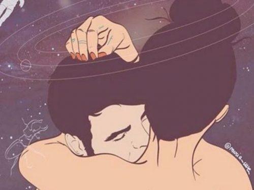 Quando una persona è nel tuo cuore, non va mai via. Può tornare da te anche in momenti più improbabili